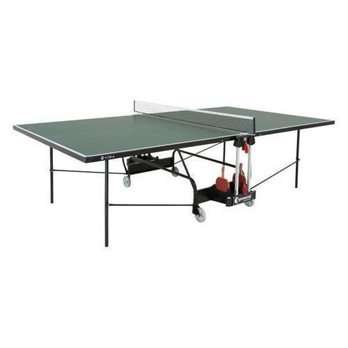 Sponeta Stół do tenisa stołowego s1-72e wodoodoporny - zielony