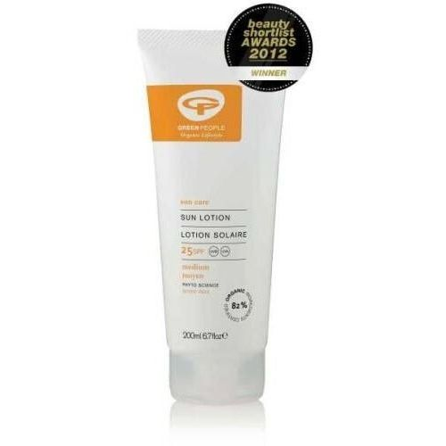 Bezzapachowe mleczko do opalania SPF 25 50ml - Super oferta
