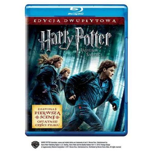 Galapagos Harry potter i insygnia śmierci: część i (2 bd) harry potter and the deathly hallows: part i