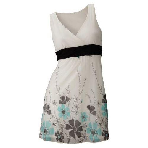 Sukienka kremowobiały Bonprix