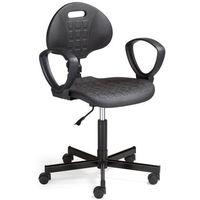 Krzesło nargo gtp2 steel26 (negro) marki Nowy styl