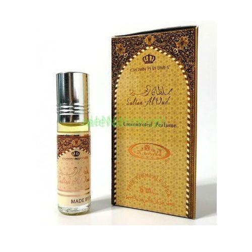 AL REHAB Arabskie perfumy w olejku SULTAN AL OUD 6 ml