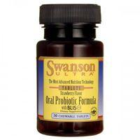 Swanson Probiotyczna formuła dla jamy ustnej - (30 tab) (0087614210247)