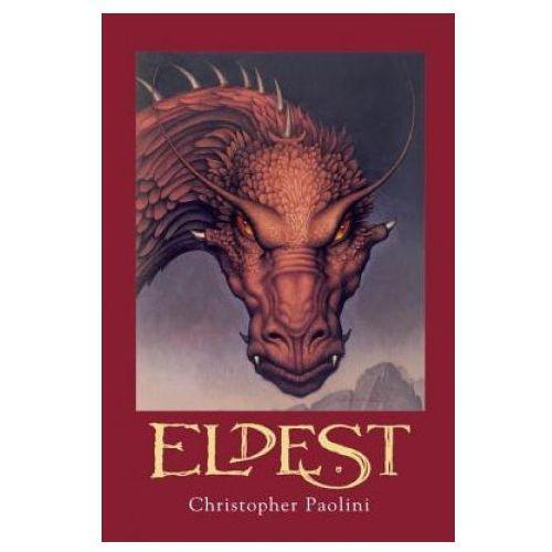 Eldest Inheritance Trilogy Book II, oprawa twarda