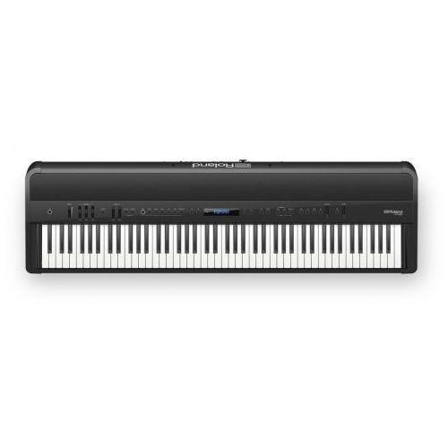 fp 90 bk pianino cyfrowe (czarne) marki Roland