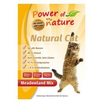 natural cat gf meadowland mix 15kg marki Power of nature
