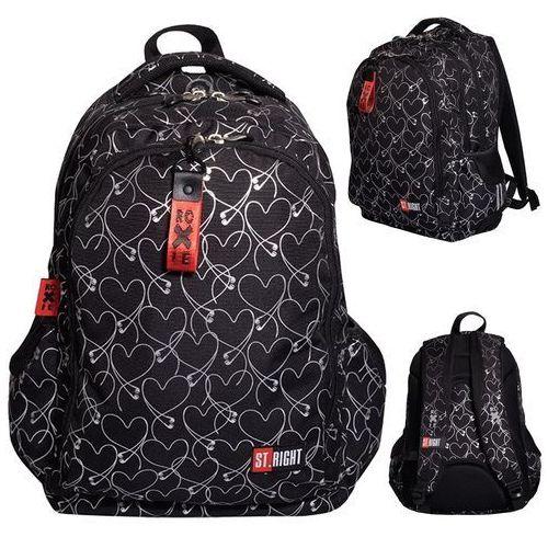 St. right St.right plecak szkolny młodzieżowy by roxie (5903235627637)