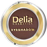 DELIA Soft Eyeshadow 16 Brązowy cień do powiek | DARMOWA DOSTAWA OD 150 ZŁ!
