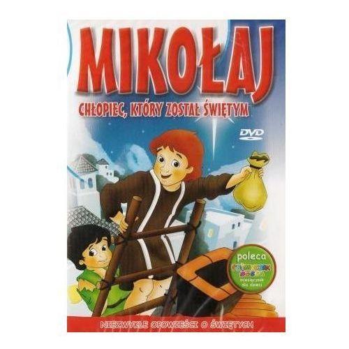 Praca zbiorowa Mikołaj - chłopiec, który został świętym - film dvd