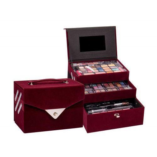 Beauty case velvety zestaw paletka do makijażu dla kobiet Makeup trading - Ekstra oferta