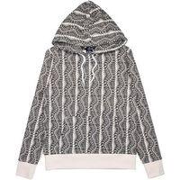bluza SANTA CRUZ - Vortex Hood All Over Print (ALL OVER PRINT) rozmiar: 12