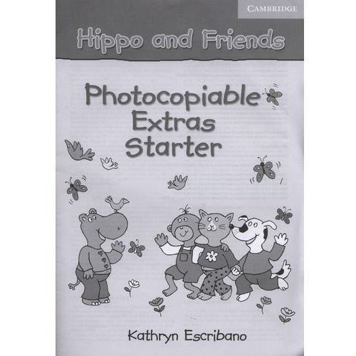 Hippo and Friends, Starter, Photocopiable Extras (2006)
