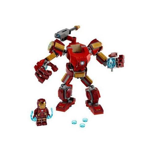 76140 MECH IRONMANA (Iron Man Mech) - KLOCKI LEGO SUPER HEROES