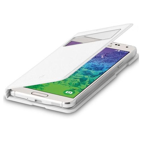 Etui TTEC Flip Case Smart Slim do Samsung Galaxy S5 Mini Biały, TFLIPCASESLIMSAMGS5MINIW