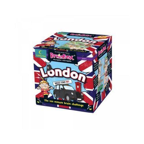 BrainBox London AJ ENG +DARMOWA DOSTAWA przy płatności KUP Z TWISTO (8590228029874)