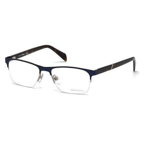 Okulary korekcyjne dl5174 092 Diesel