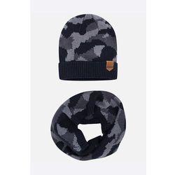 - komplet dziecięcy (czapka + komin) marki Mayoral