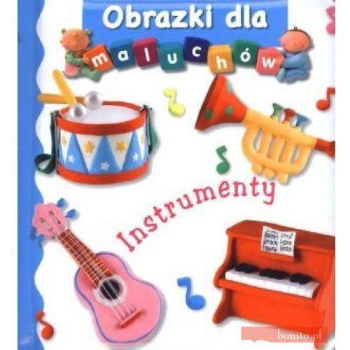 Instrumenty obrazki dla maluchów (18 str.)