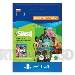 The Sims 4 - Zjawiska Paranormalne [kod aktywacyjny] PS4