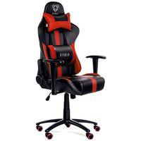Fotel DIABLO CHAIRS X-Player Czarno-czerwony
