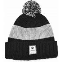 czapka zimowa DRAGON - Dr Pom Squad Beanie Black Grey (002) rozmiar: OS