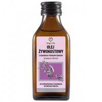 Olej żywokostowy z gonikiem i podagrycznikiem 100ml - Myvita