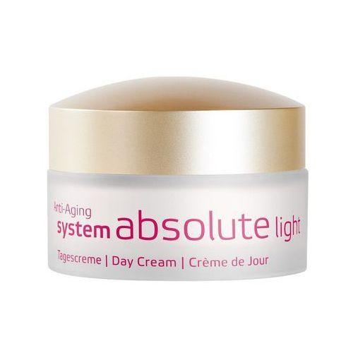 AnneMarie Borlind System Absolute Anti-Aging   Krem na dzień light 50ml