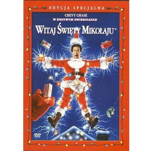 W krzywym zwierciadle: Witaj Święty Mikołaju (Płyta DVD)