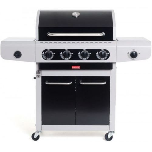 Grill gazowy siesta 412 black marki Barbecook