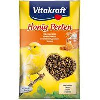 VITAKRAFT Honig Perlen - pokarm z miodem dla kanarka 20g (4008239211835)