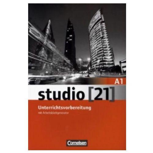 Studio 21 A1 Příručka učitele (Książka) (2013)