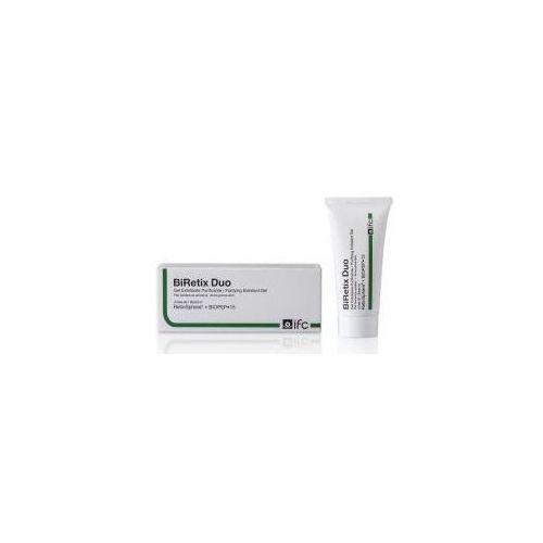 Biretix duo żel złuszczająco-oczyszczający z retinoidami eliminujący niedoskonałości skóry trądzikowej 30 ml Ifc group