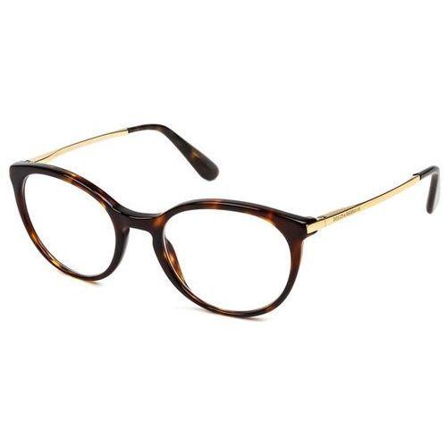 Okulary korekcyjne dg3242 502 Dolce & gabbana