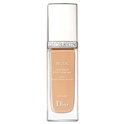 Dior Diorskin Nude podkład w płynie SPF 15 odcień 031 Sand (Skin Glowing Makeup) 30 ml