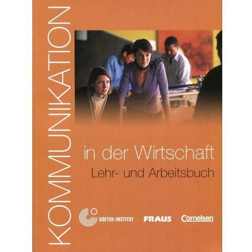 Kommunikation im der Wirtschaft Lehr- und Arbeitsbuch + CD (192 str.)