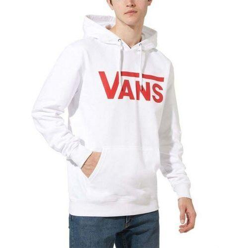 bluza VANS - Classic Po Hoodie Ii White/Racing Red (KSF) rozmiar: XL, 1 rozmiar