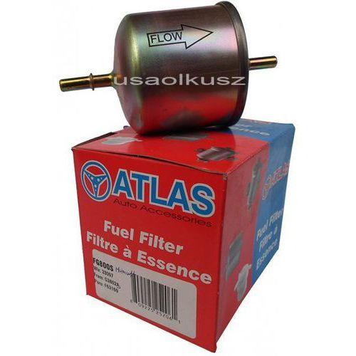 Filtr paliwa silnika thunderbird -1988 marki Atlas