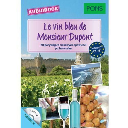 Le vin bleu de Monsieur A2-B1 NE - Praca zbiorowa, Lektorklett