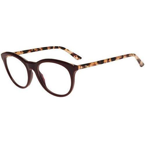 Dior Okulary korekcyjne montaigne 41 civ