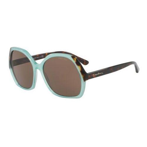 Okulary słoneczne ar8099 558373 marki Giorgio armani