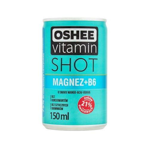 150ml vitamin shot magnez + vitamina b6 Oshee