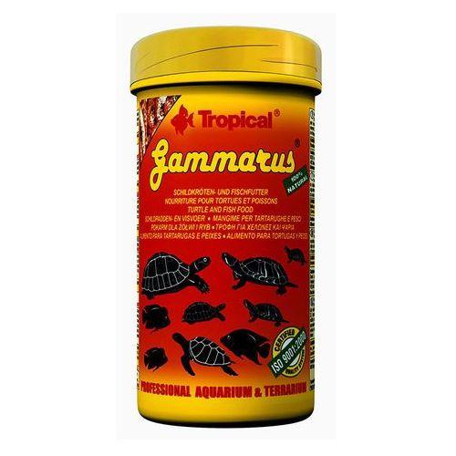 Tropical gammarus - pokarm dla żółwi 1l/120g