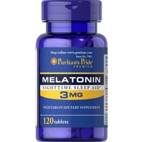 Tabletki Melatonina 3mg 120 tabletek Puritan's Pride