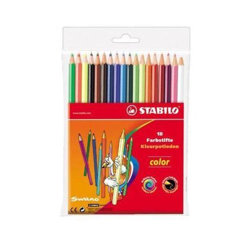 Stabilo Kredki color 18 kolorów