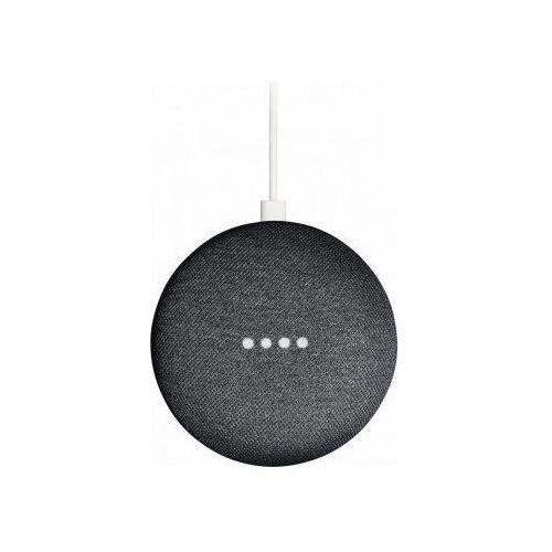 Google głośnik home mini czarny