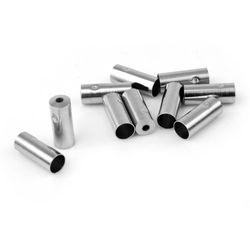 Końcówki pancerza uszczelniane 5mm x 14.5mm, hamulcowe, mosiężne, 10 szt. marki Accent