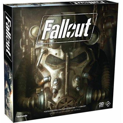 Galakta Fallout - gra planszowa
