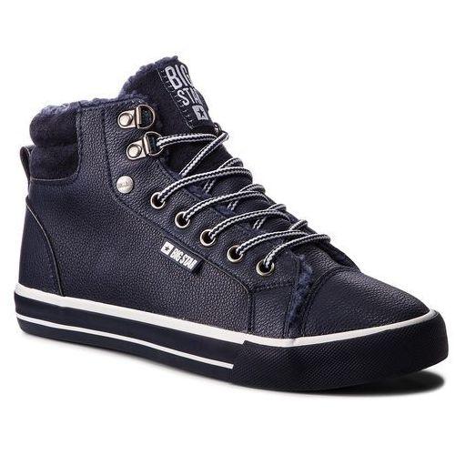 Sneakersy BIG STAR - BB274006 Navy