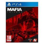 Gra PS4 Mafia Trylogia
