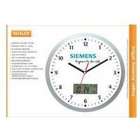 Zegar reklamowy z wyś. LCD /345mm